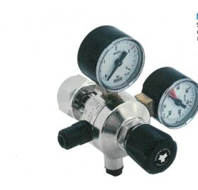 Riduttore di pressione ACME con manometro di minima e di massima